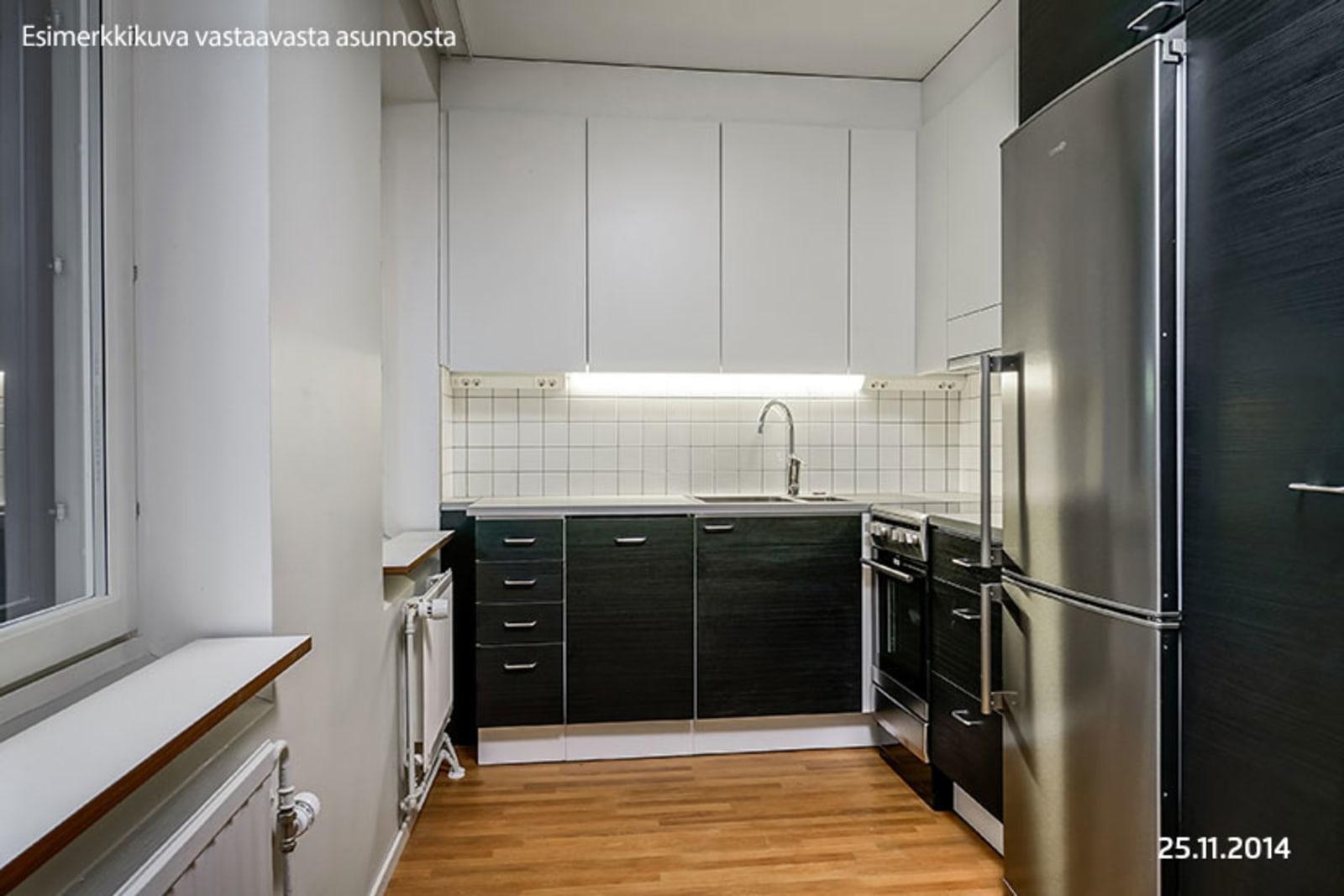 Helsinki, Etelä-Haaga, Kangaspellontie 1 B 017