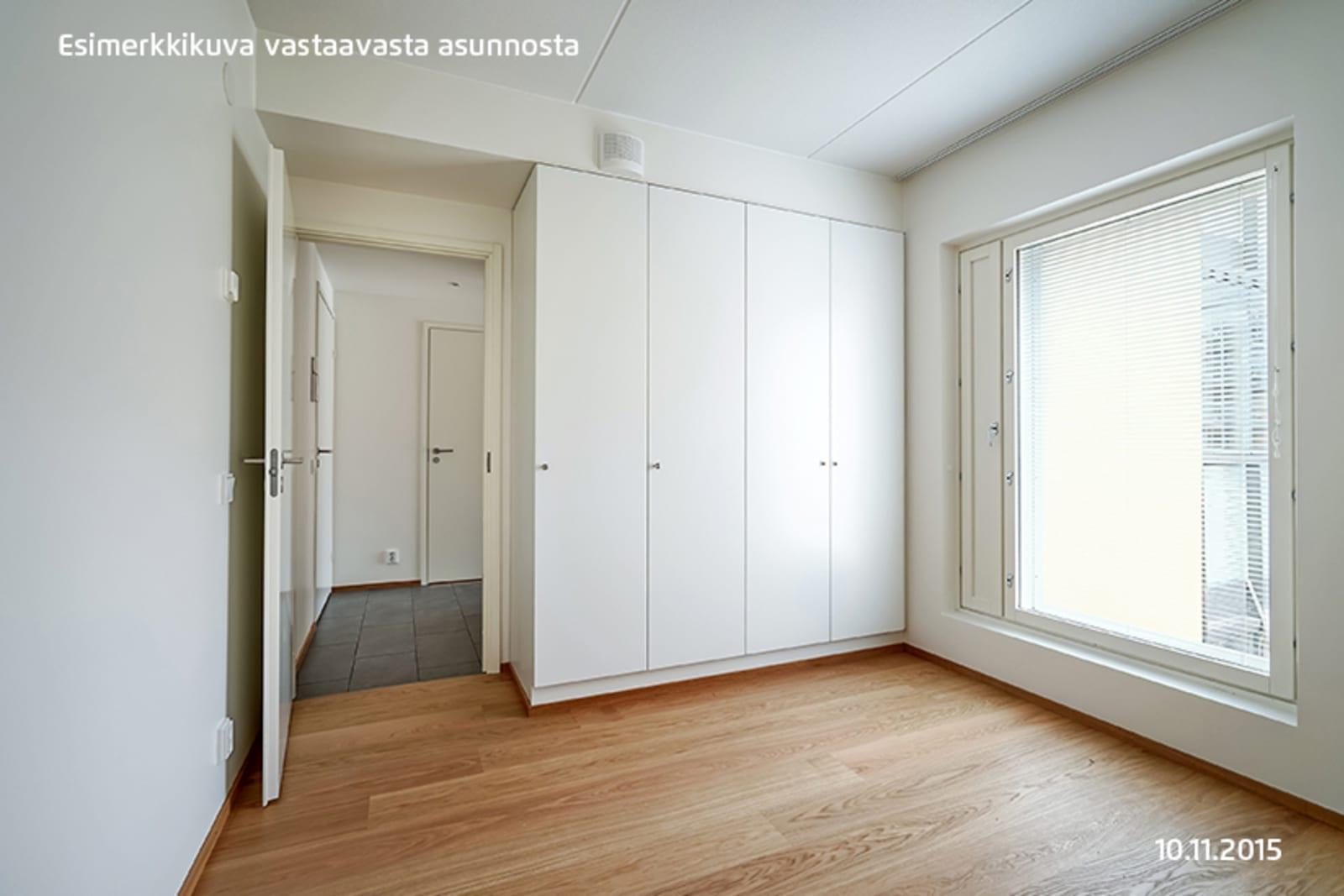 Helsinki, Etu-Töölö, Pohjoinen Rautatiekatu 33 A 012
