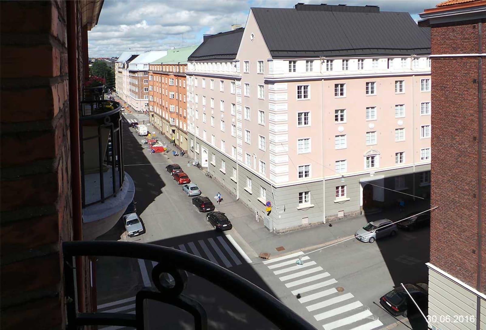 Helsinki, Etu-Töölö, Tunturikatu 16 A 016
