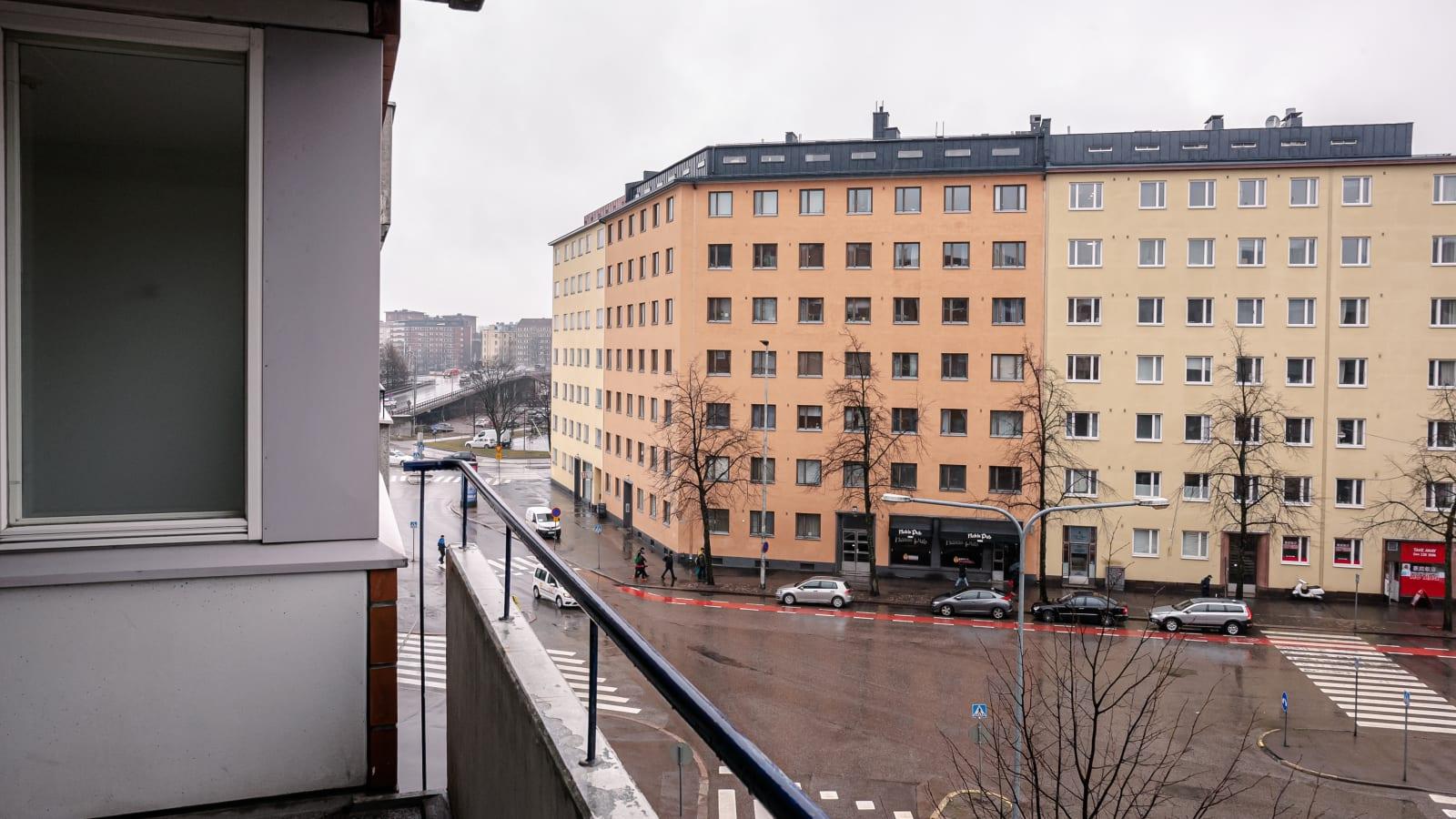 Helsinki, Hakaniemi, Näkinkuja 6