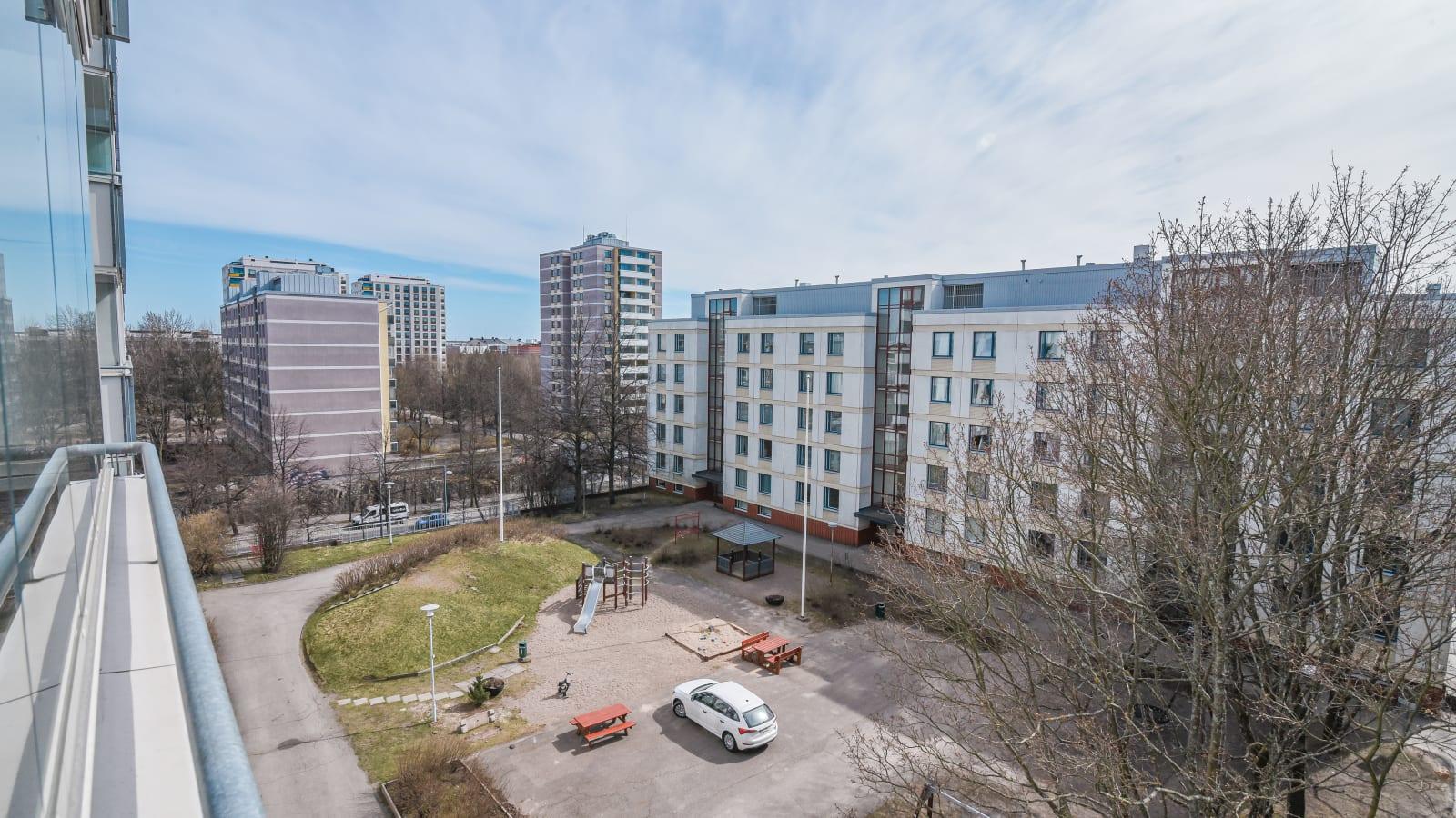 Helsinki, Itä-Pasila, Sähköttäjänkatu 4