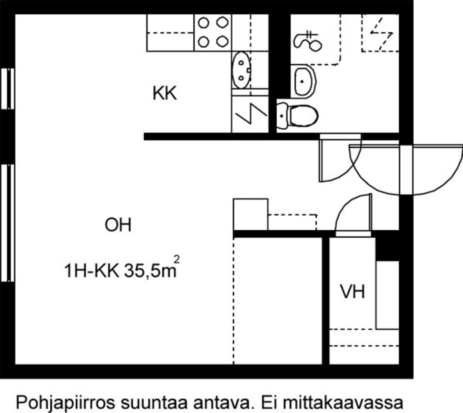 Helsinki, Itäkeskus, Kauppakartanonkatu 17 G 063