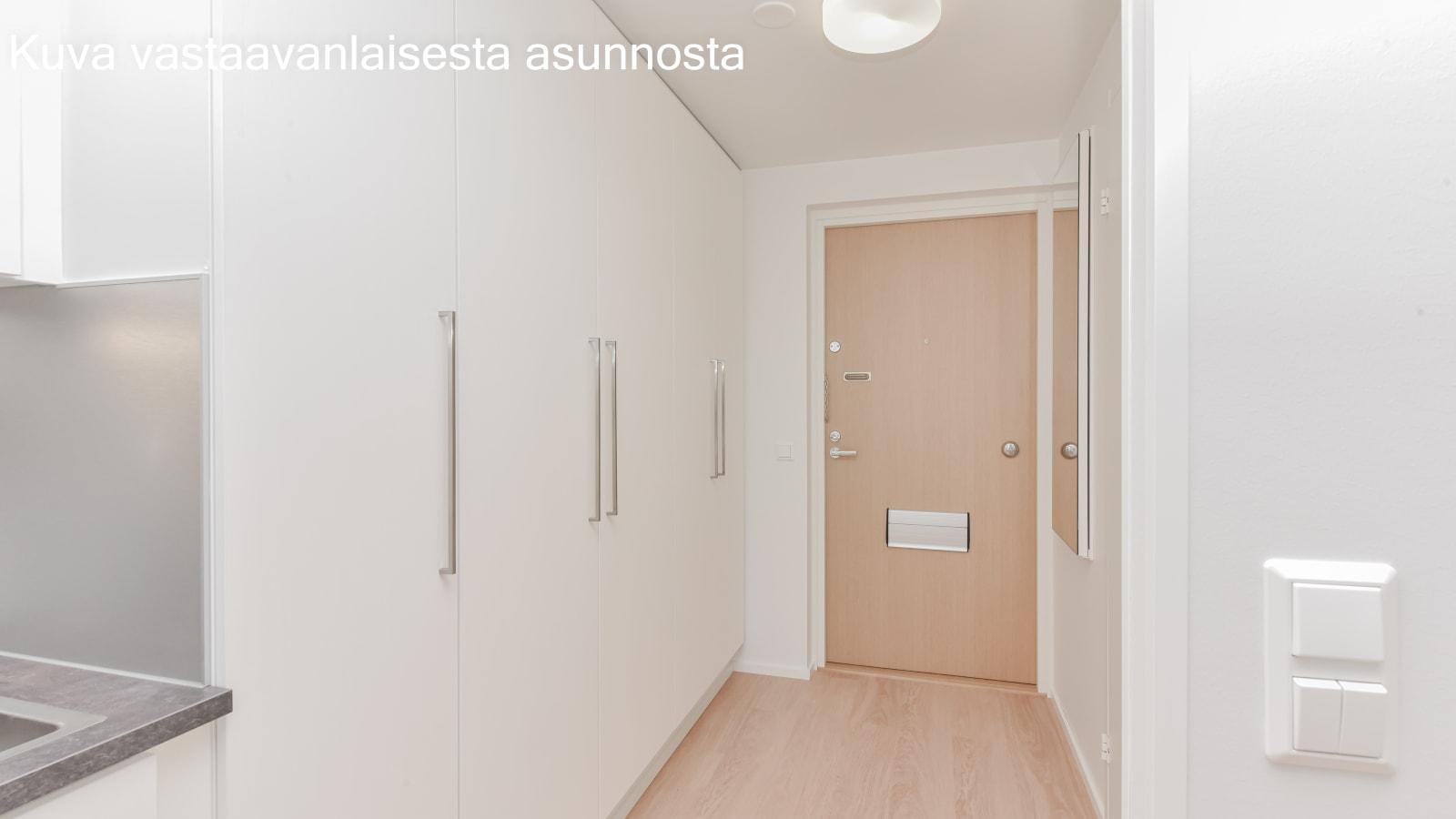 Helsinki, Kalasatama, Sompasaarenlaituri 16