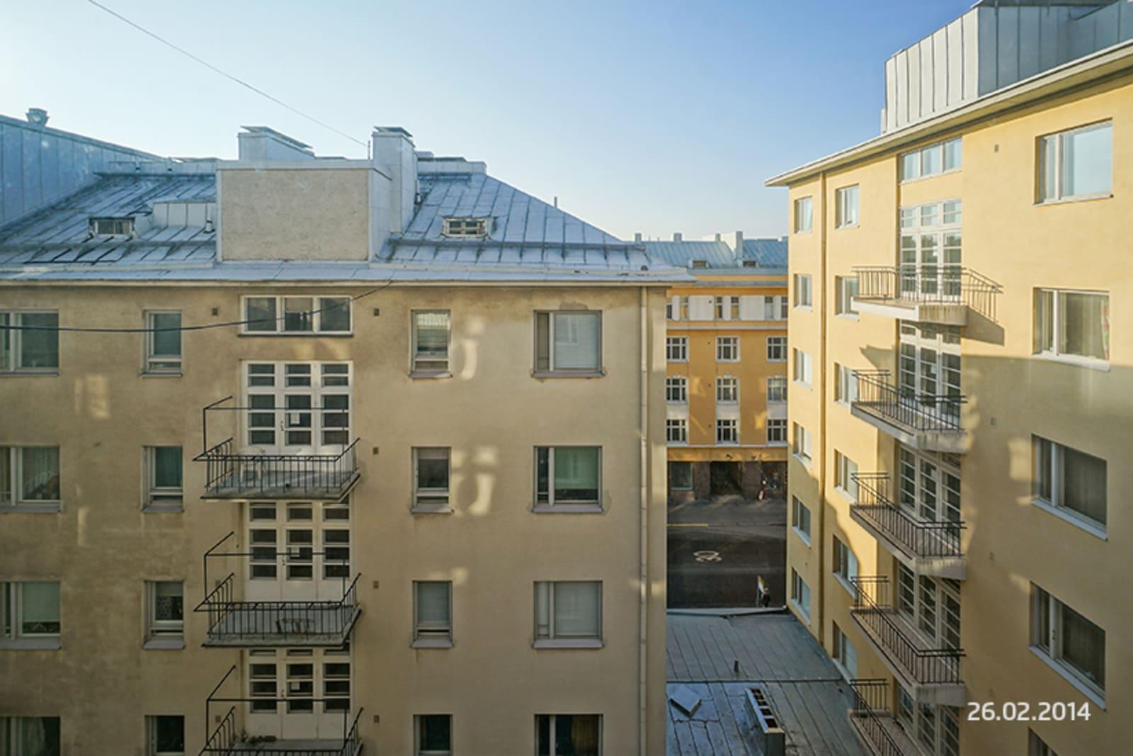 Helsinki, Kallio, Agricolankuja 8 A 025
