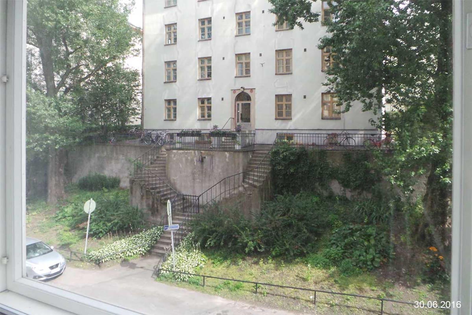 Helsinki, Kallio, Agricolankuja 8 A 006