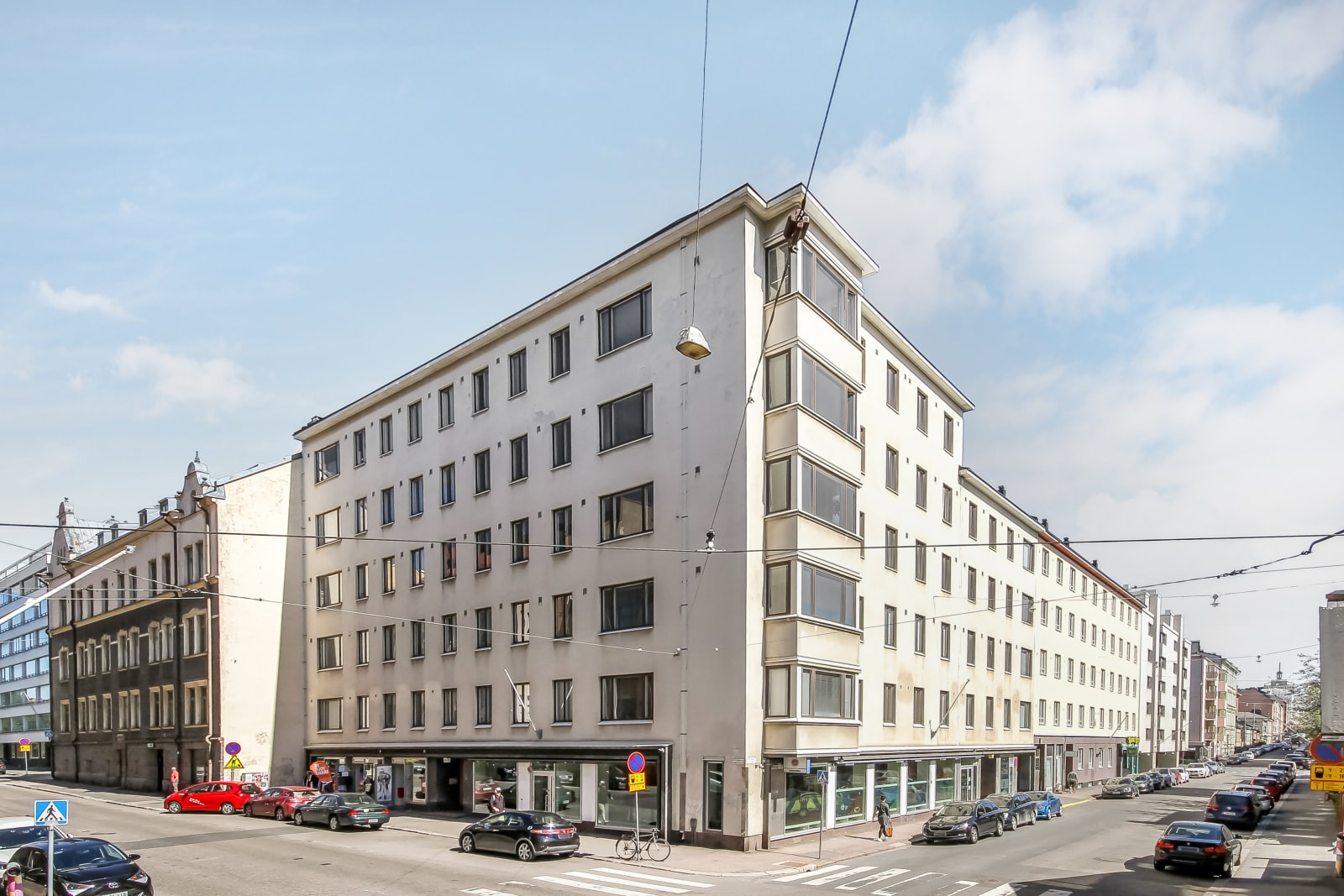 Helsinki, Kamppi, Kalevankatu 53