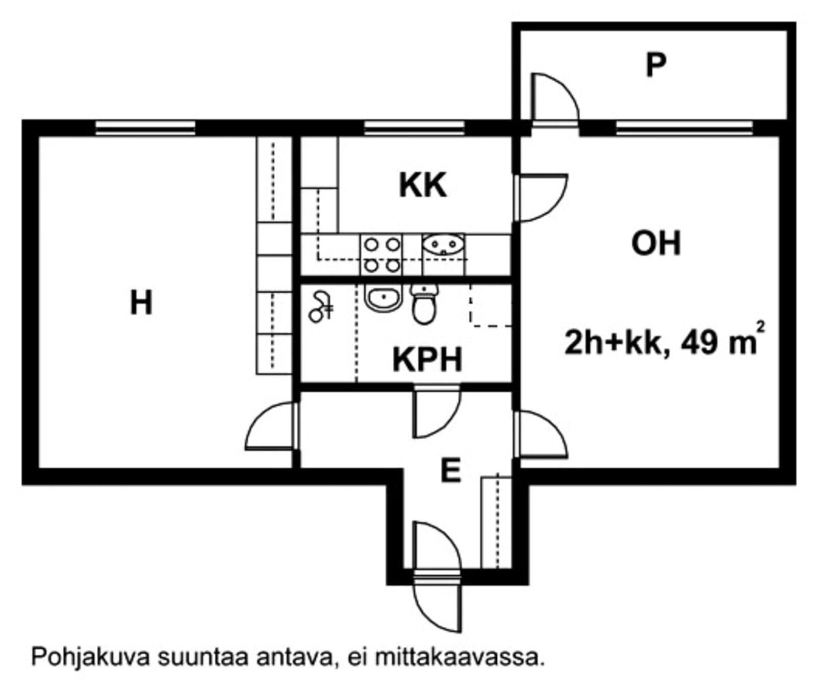 Helsinki, Kannelmäki, Vetelintie 5 B 020