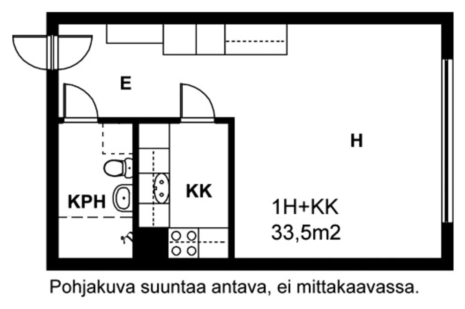 Helsinki, Kannelmäki, Vetelintie 5 A 001
