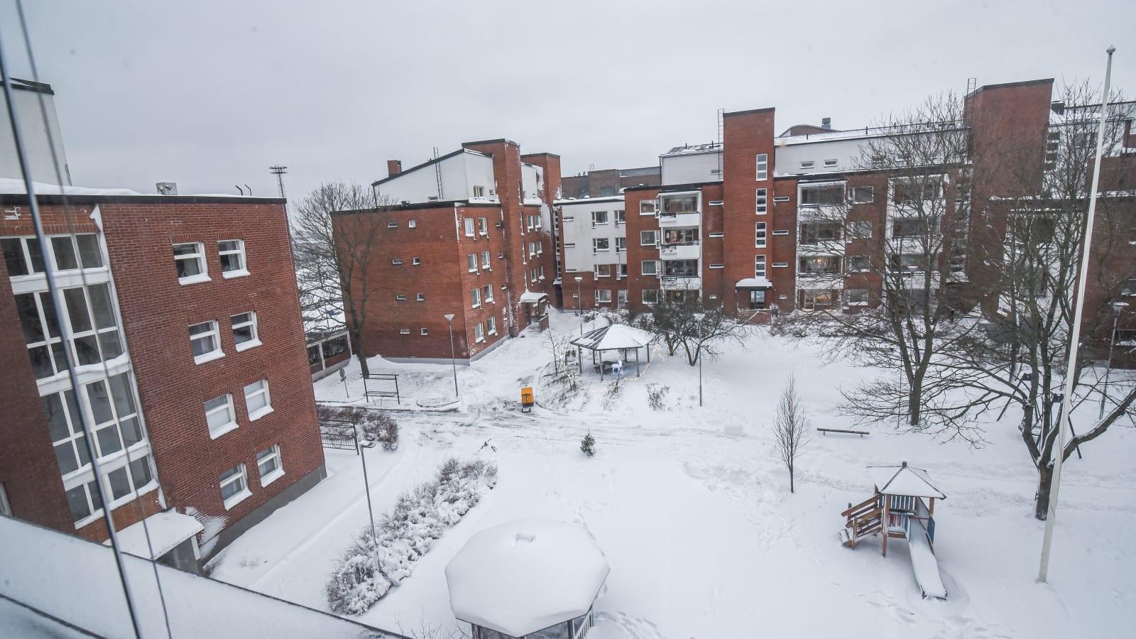 Helsinki, Katajanokka, Matruusinkatu 2