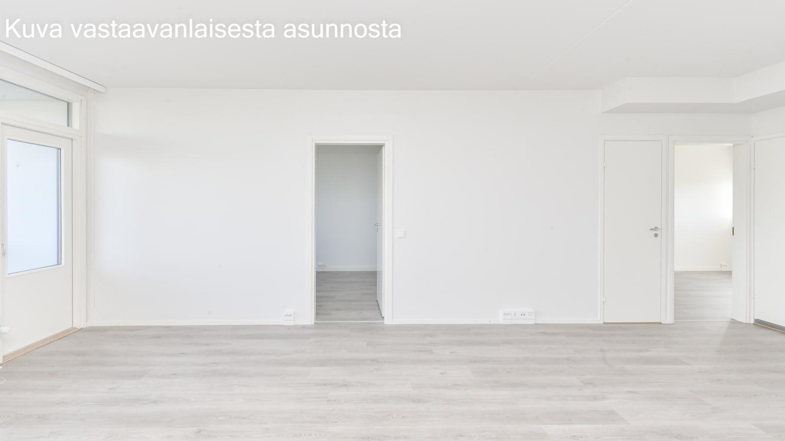 Helsinki, Kontula, Keinulaudantie 7