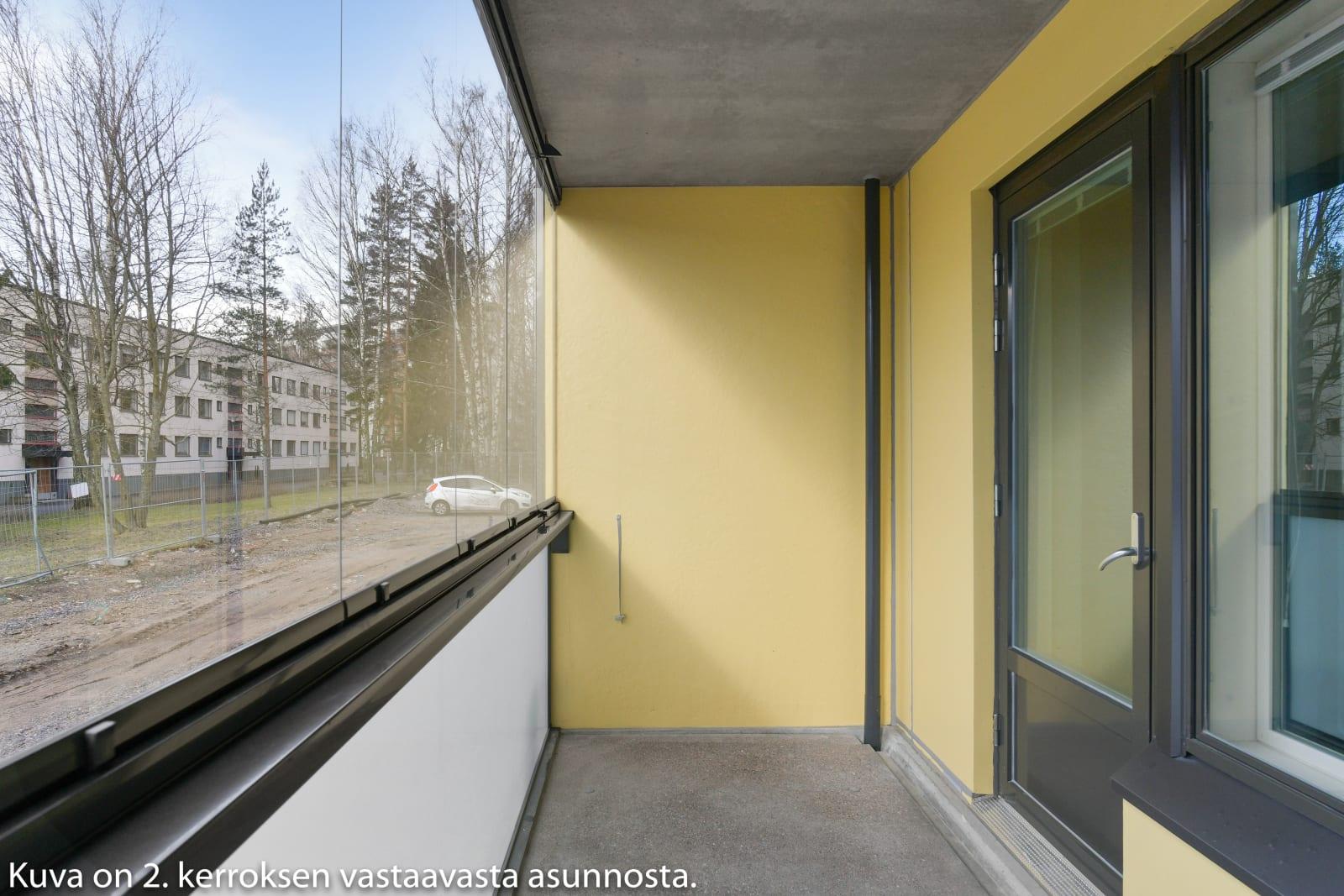 Helsinki, Kontula, Kaarenjalka 5a