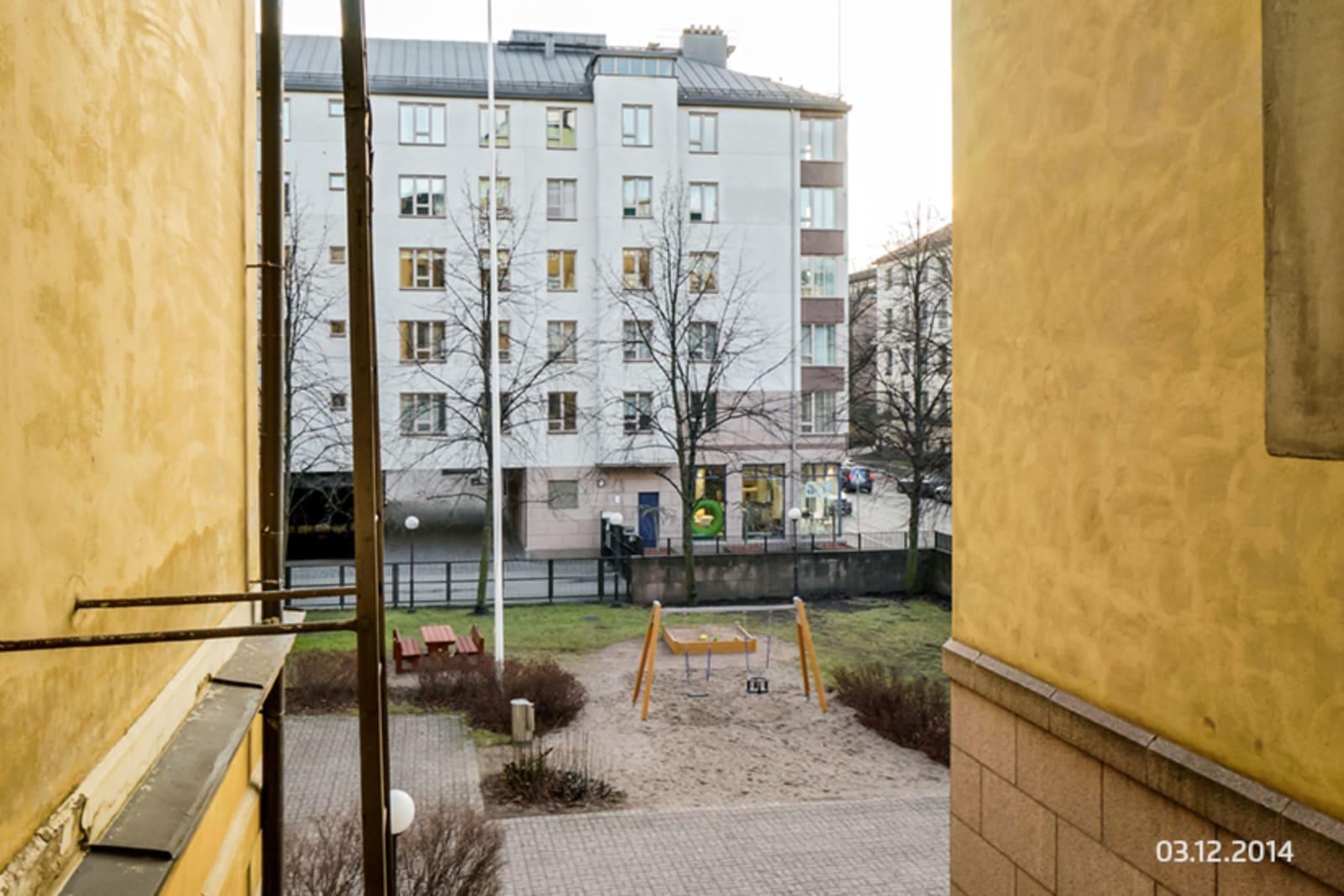 Helsinki, Kruununhaka, Snellmaninkatu 23 B 020