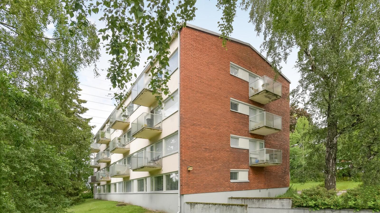 Helsinki, Kulosaari, Ståhlbergintie 4
