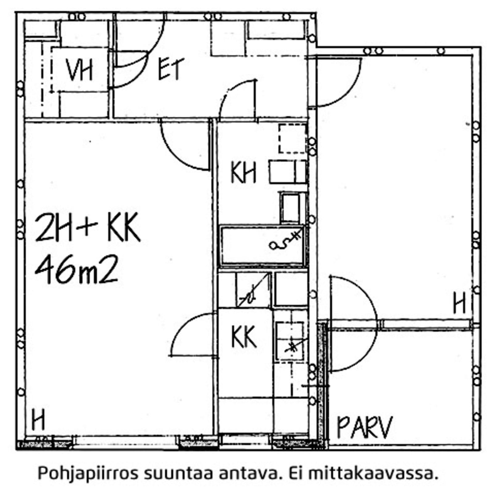 Helsinki, Lauttasaari, Lauttasaarentie 19 A 007
