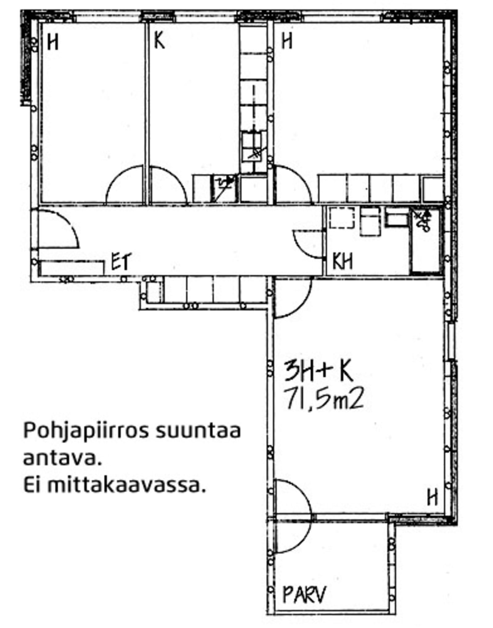 Helsinki, Lauttasaari, Lauttasaarentie 19 A 012