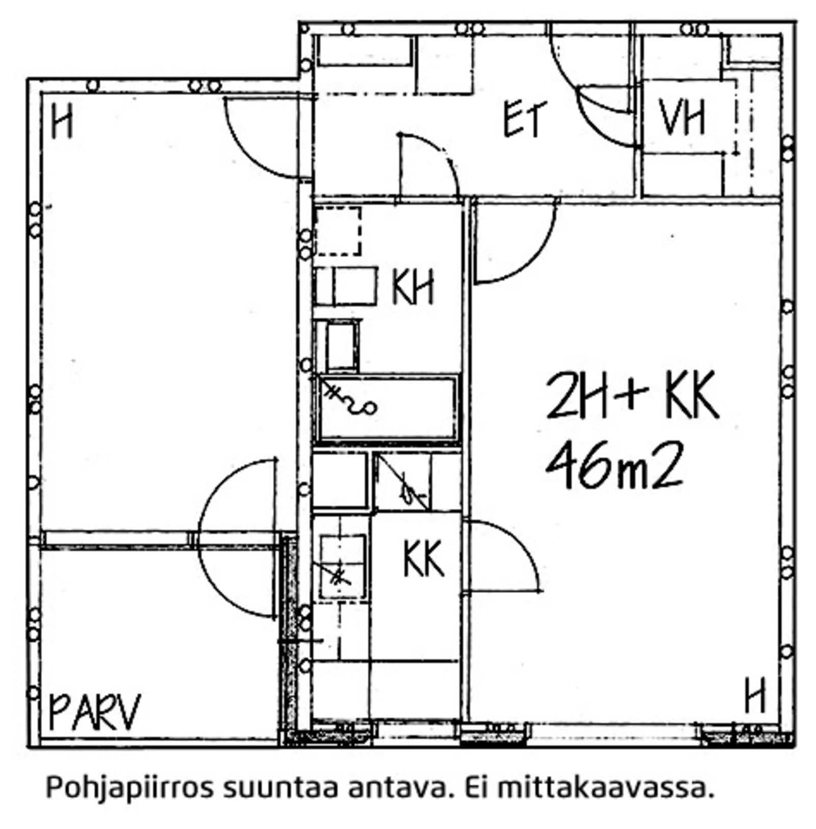 Helsinki, Lauttasaari, Lauttasaarentie 19 A 002