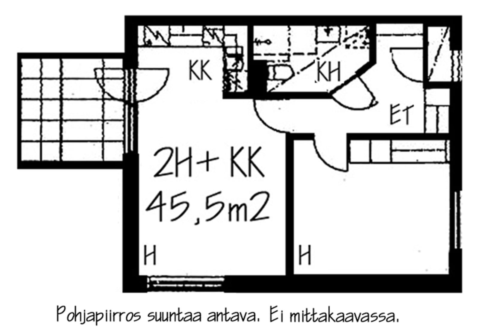 Helsinki, Mellunkylä, Linnanpellonkuja 12 E 024