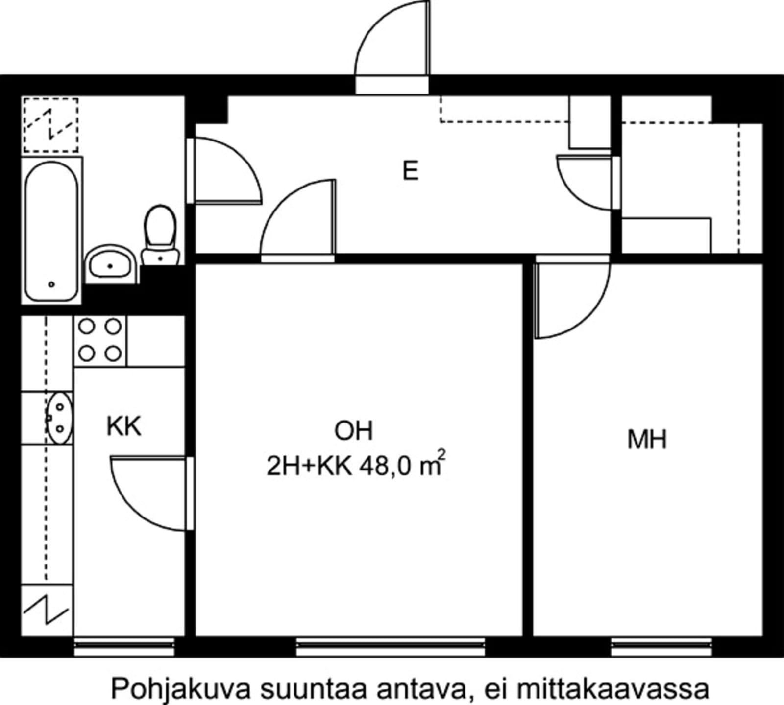 Helsinki, Oulunkylä, Maapadontie 3 A 002