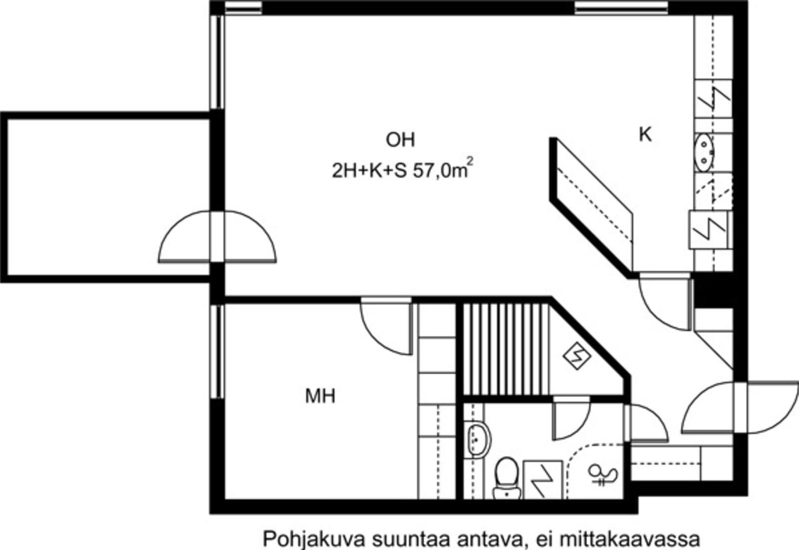 Helsinki, Pitäjänmäki, Piispantie 7 A 005