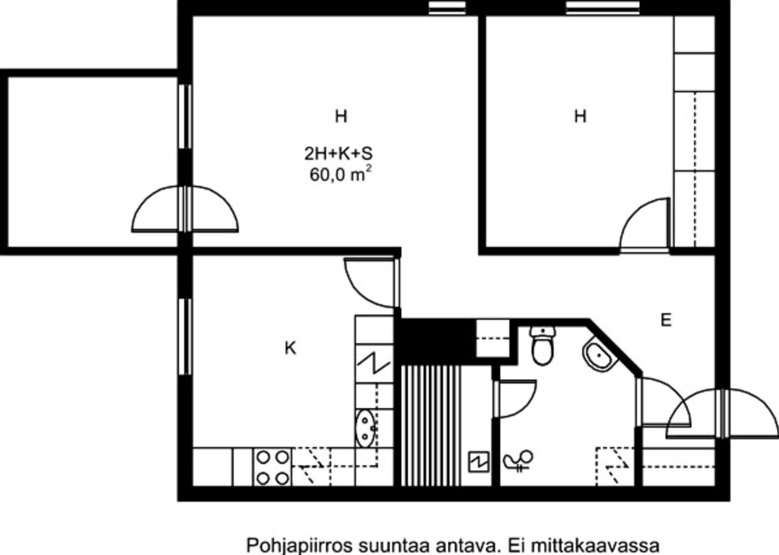 Helsinki, Vuosaari, Harustie 5 F 059