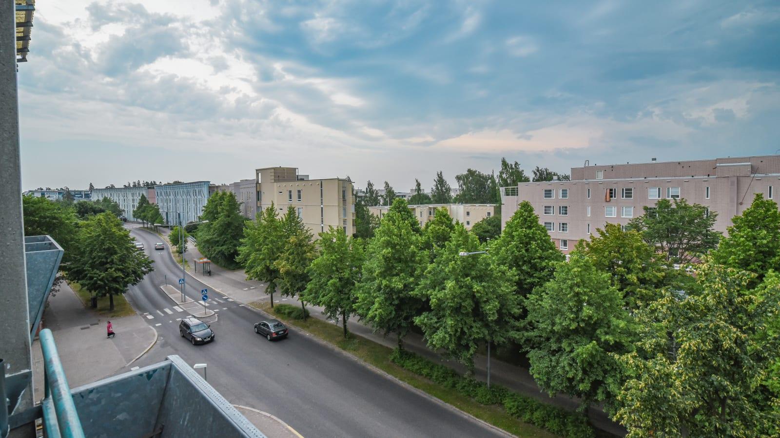 Helsinki, Vuosaari, Leikosaarentie 12