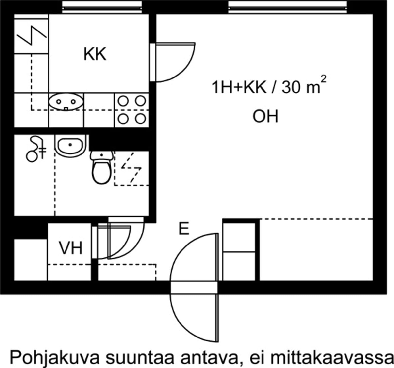 Järvenpää, Keskusta, Tupalantie 13 B 008