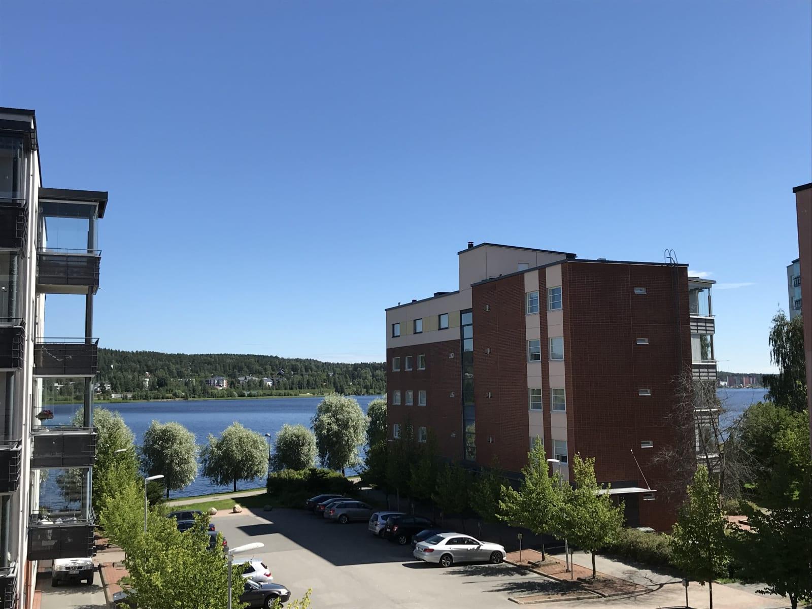 Jyväskylä, Lutakko, Kiramo 3