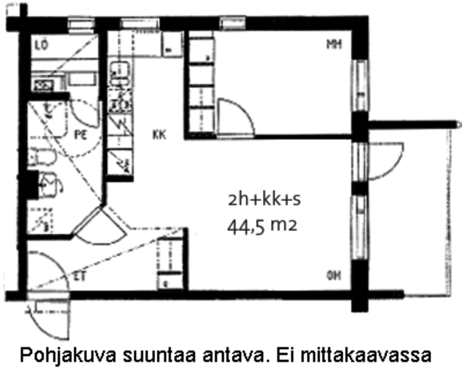 Kaarina, Piispanristi, Kultarinnankatu 4 A 027