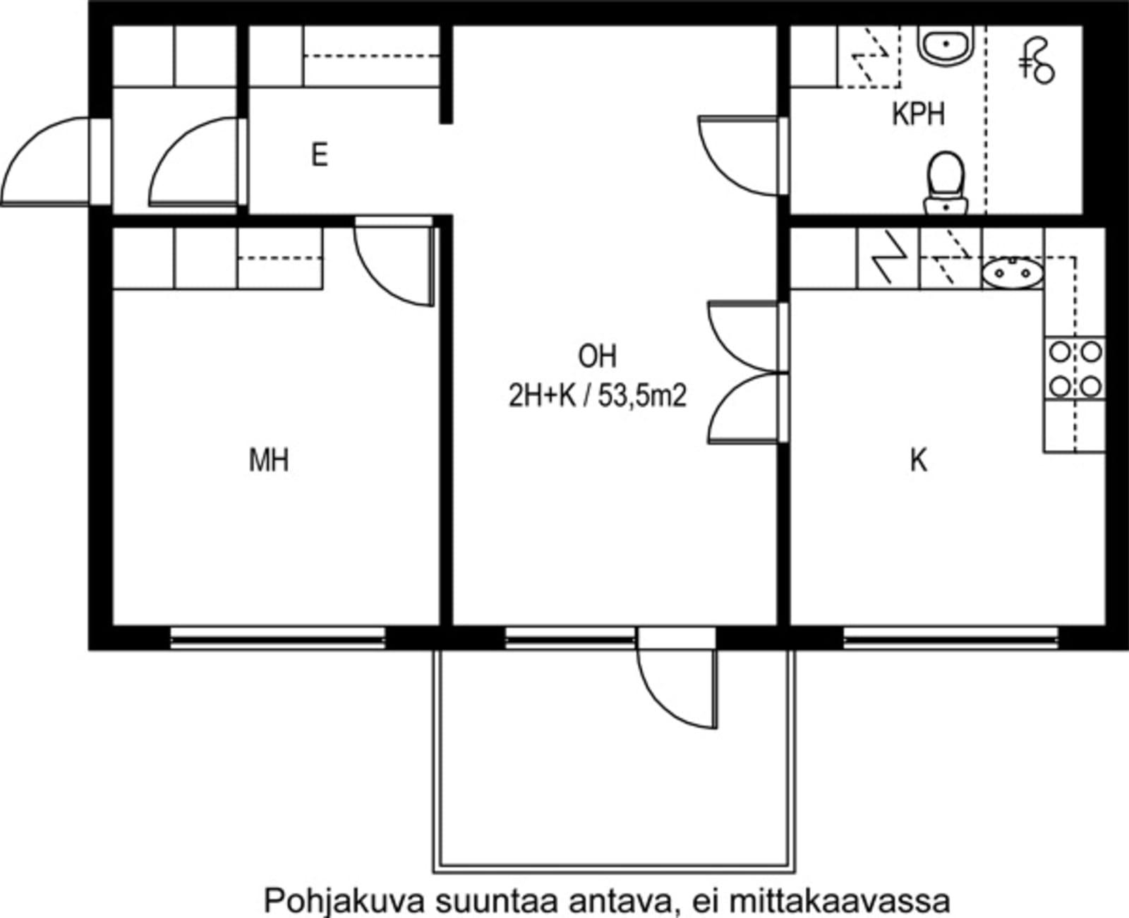 Kirkkonummi, Finnsbacka, Lukkarinmäki 1 D A 003