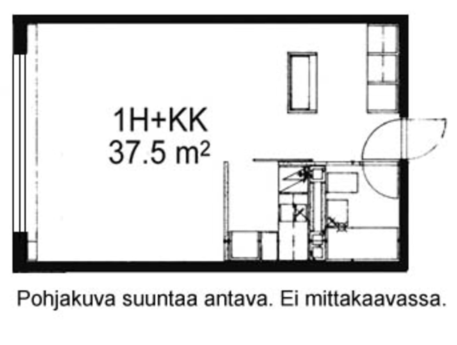 Oulu, Kaukovainio, Tuulihaukantie 9 A 011