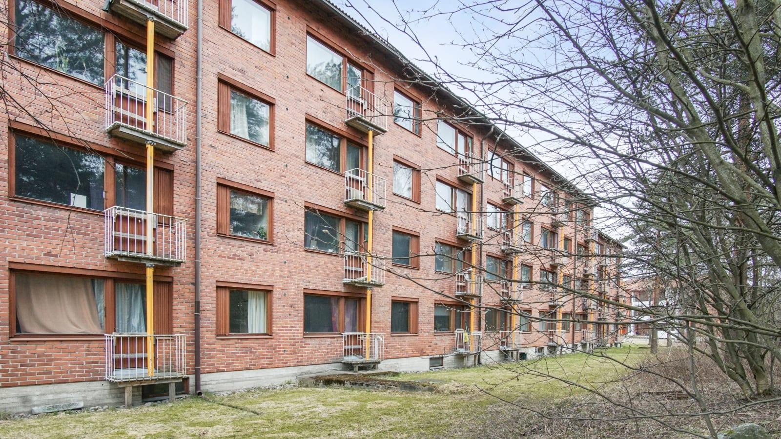 Oulu, Laanila, Laamannintie 15