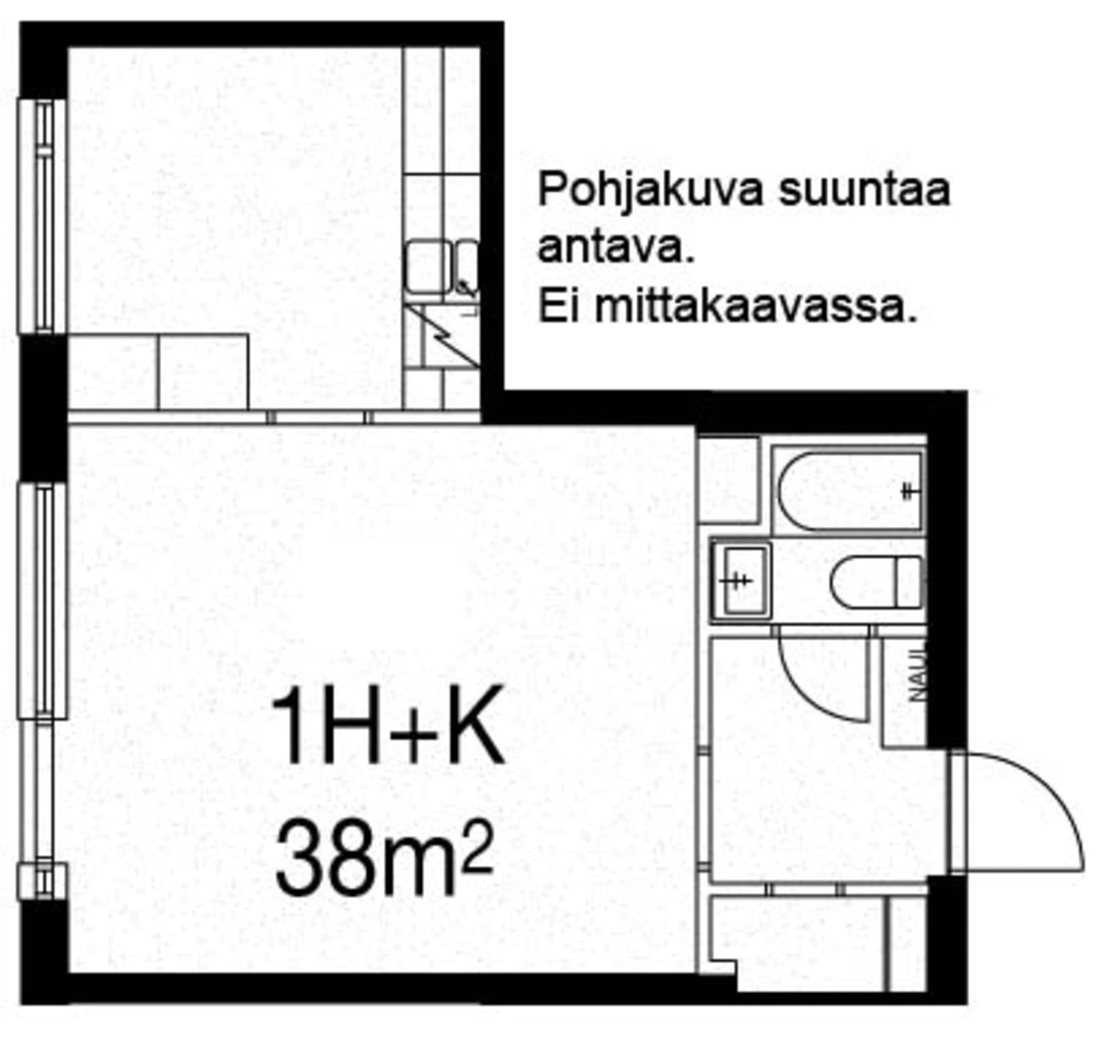 Oulu, Laanila, Laamannintie 15 A 002