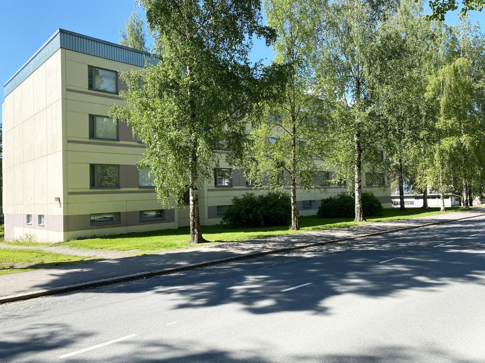 Tampere, Annala, Hikivuorenkatu 18