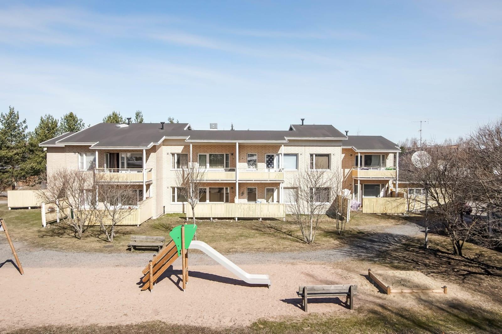 Tampere, Korkinmäki, Kaiturinkatu 18, Leilikuja 7