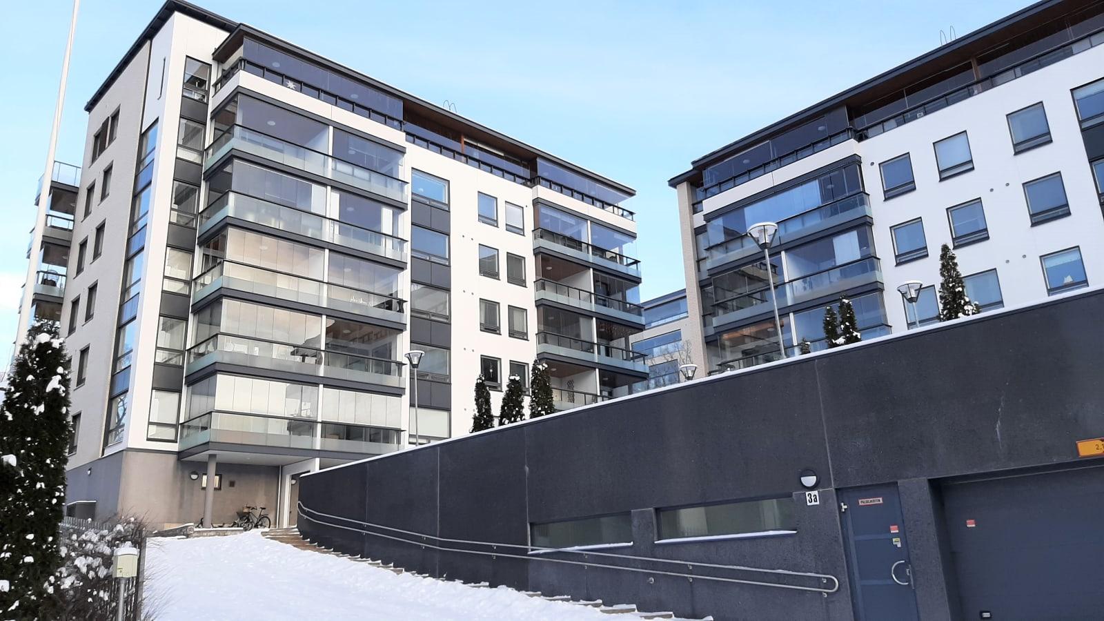 Turku, Kakolanmäki, Pakkarinkatu 3 a