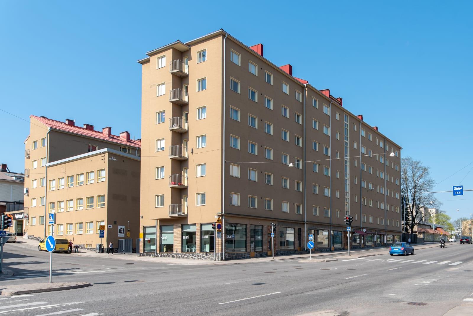 Turku, Keskusta, Uudenmaankatu 13