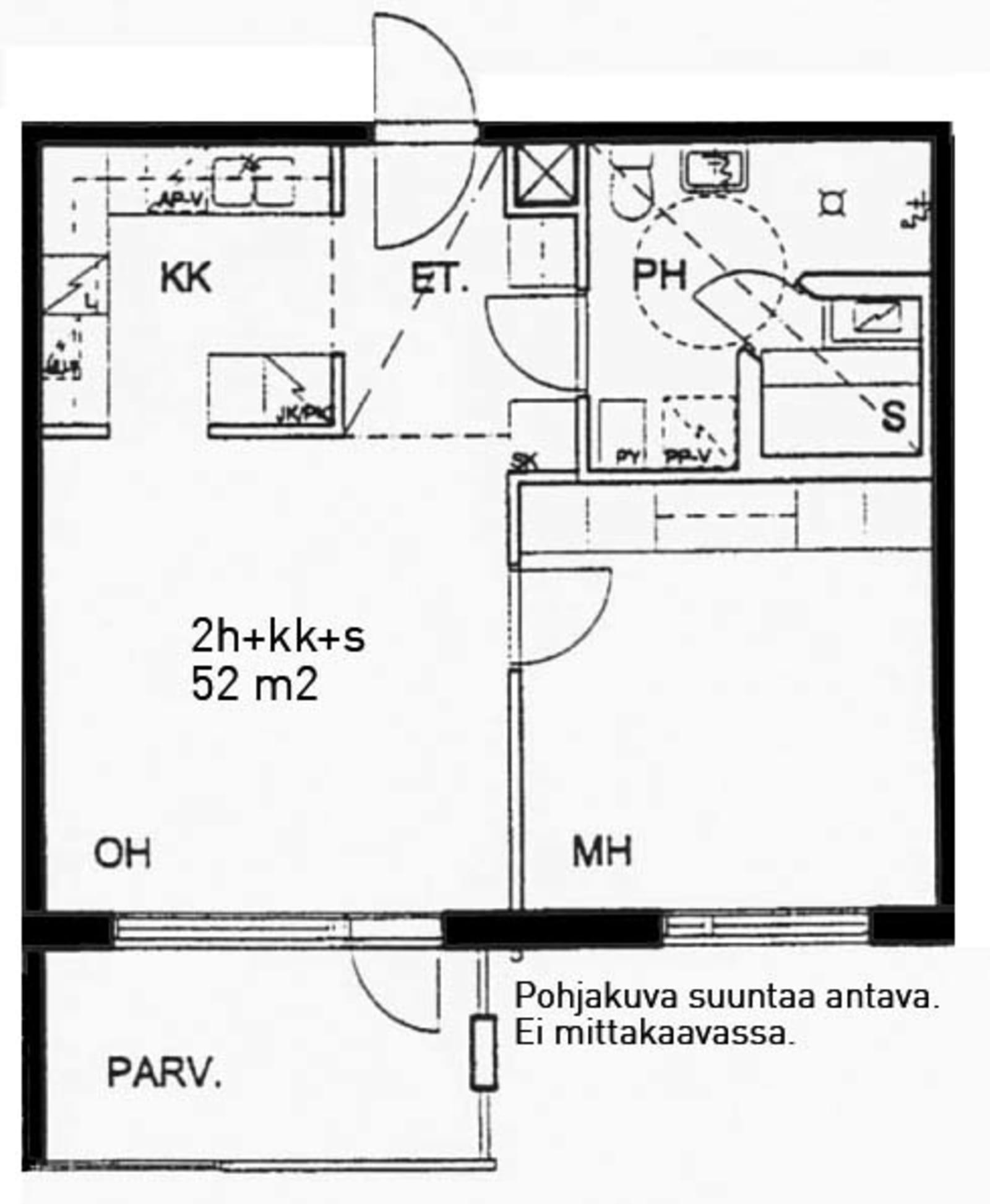 Turku, Korppolaismäki, Kölikatu 12 A 035