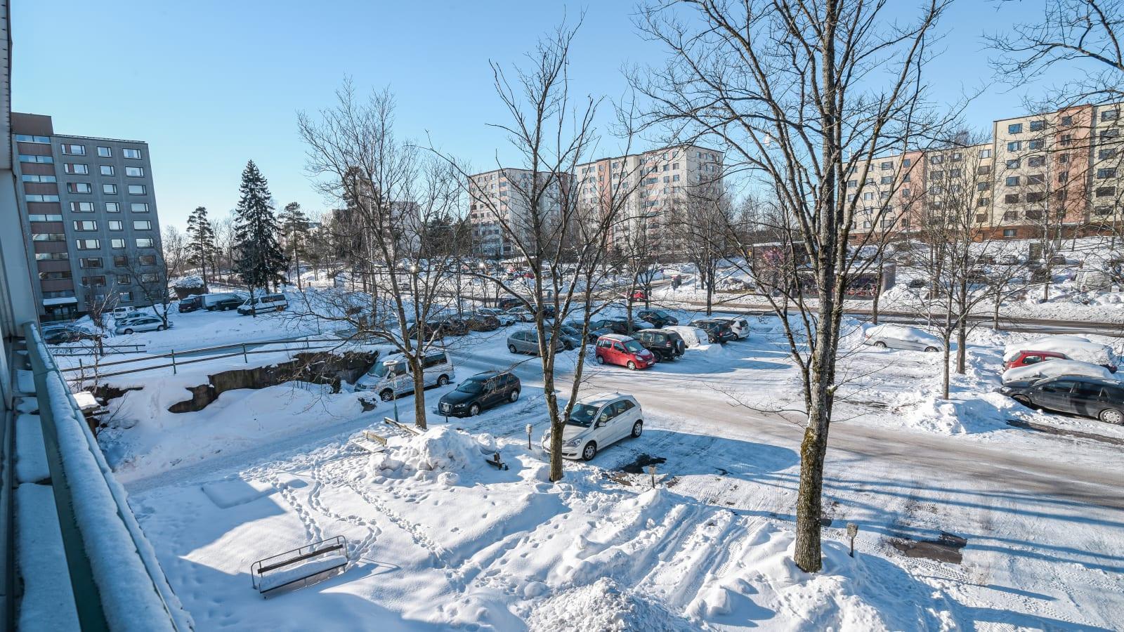 Vantaa, Hakunila, Hiirakkokuja 4