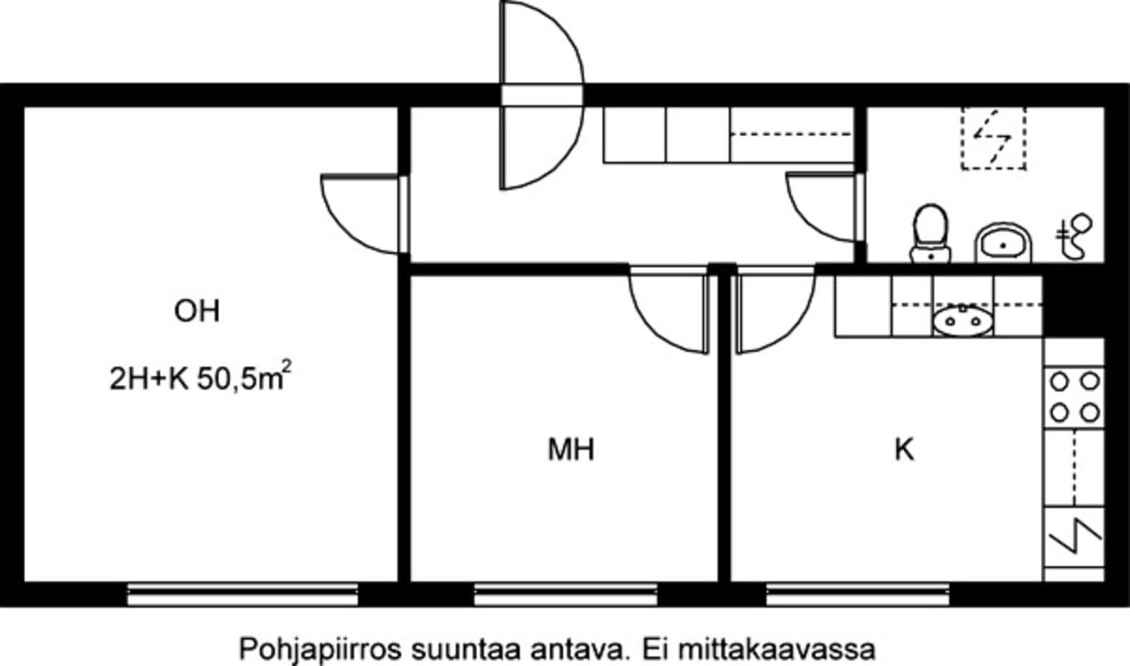 Vantaa, Hakunila, Hiirakkotie 4 C 056