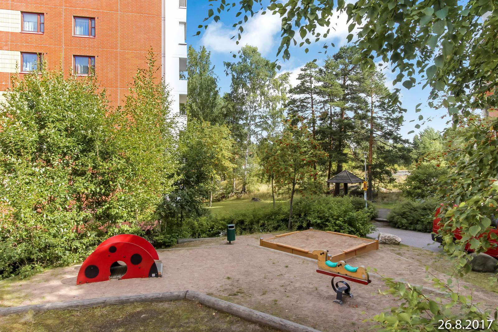 Vantaa, Hakunila, Kaviokuja 6