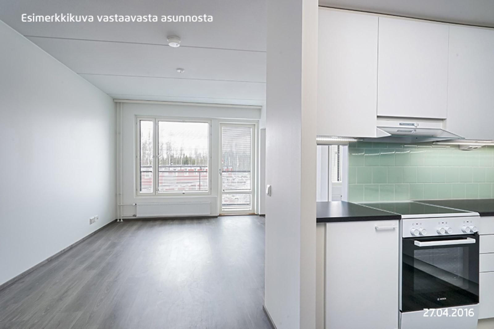 Vantaa, Keimolanmäki, Leksankuja 3 A 009