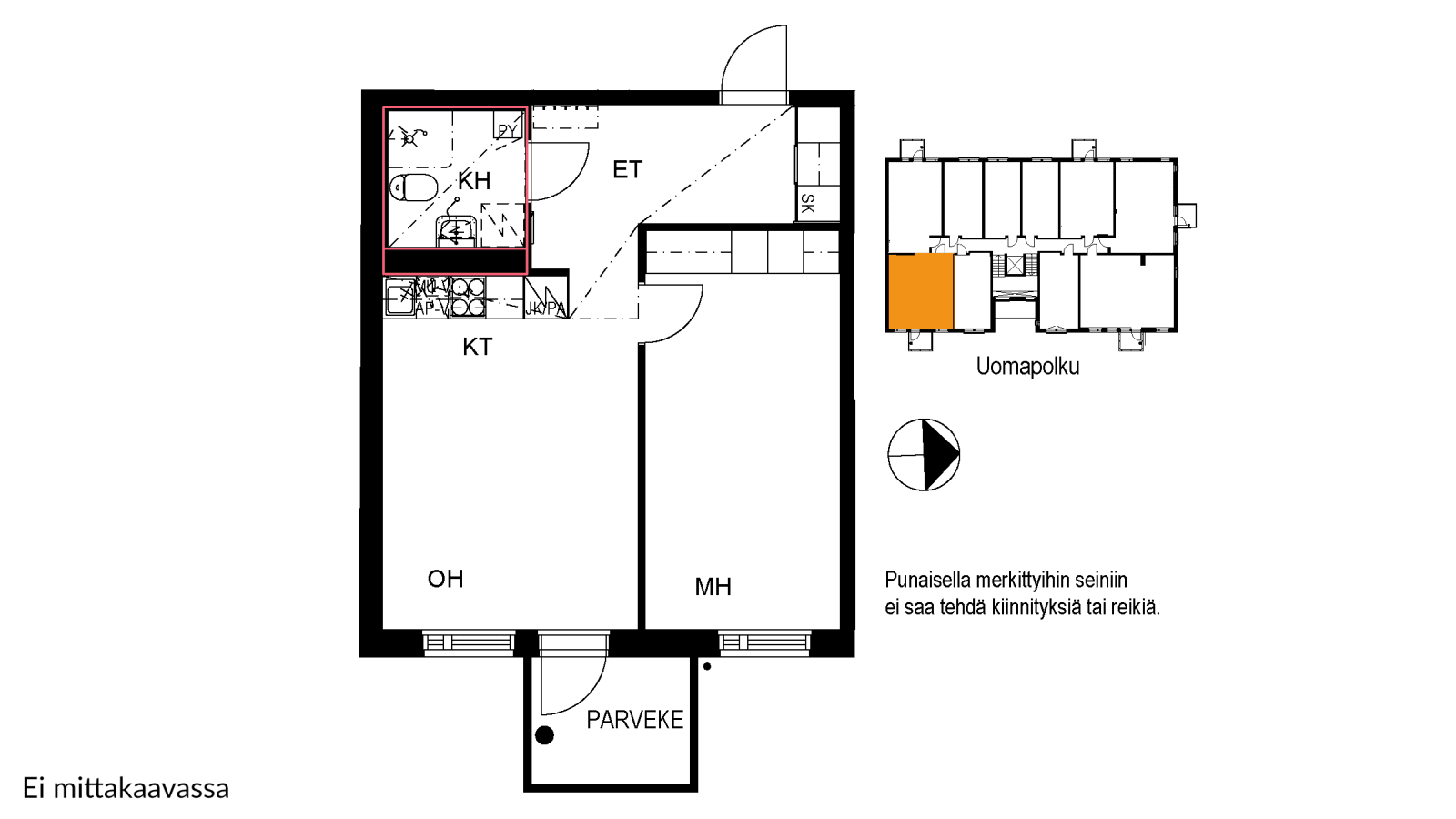 Vantaa, Myyrmäki, Virtakuja 6