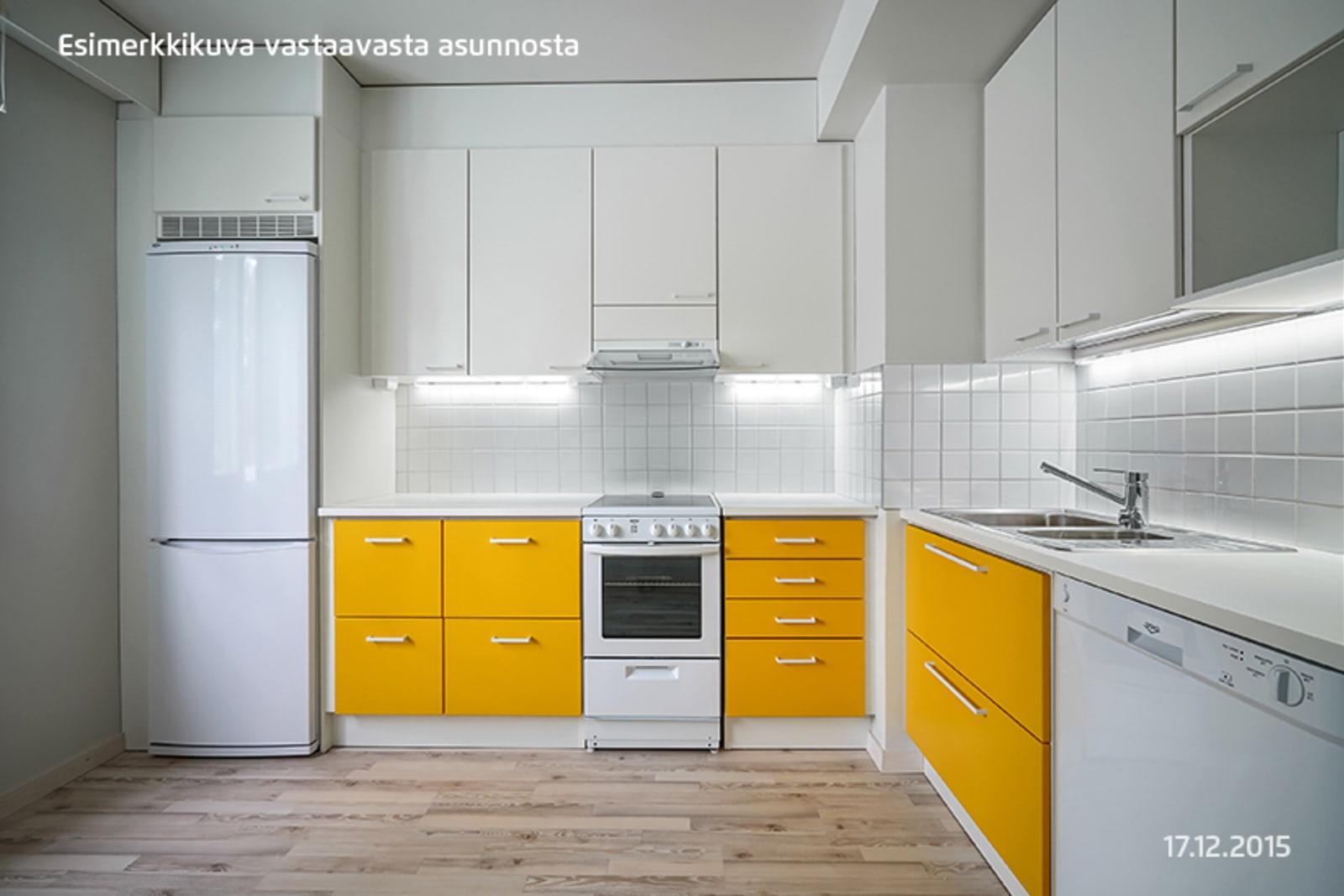 Vantaa, Myyrmäki, Putouskuja 7 B 023