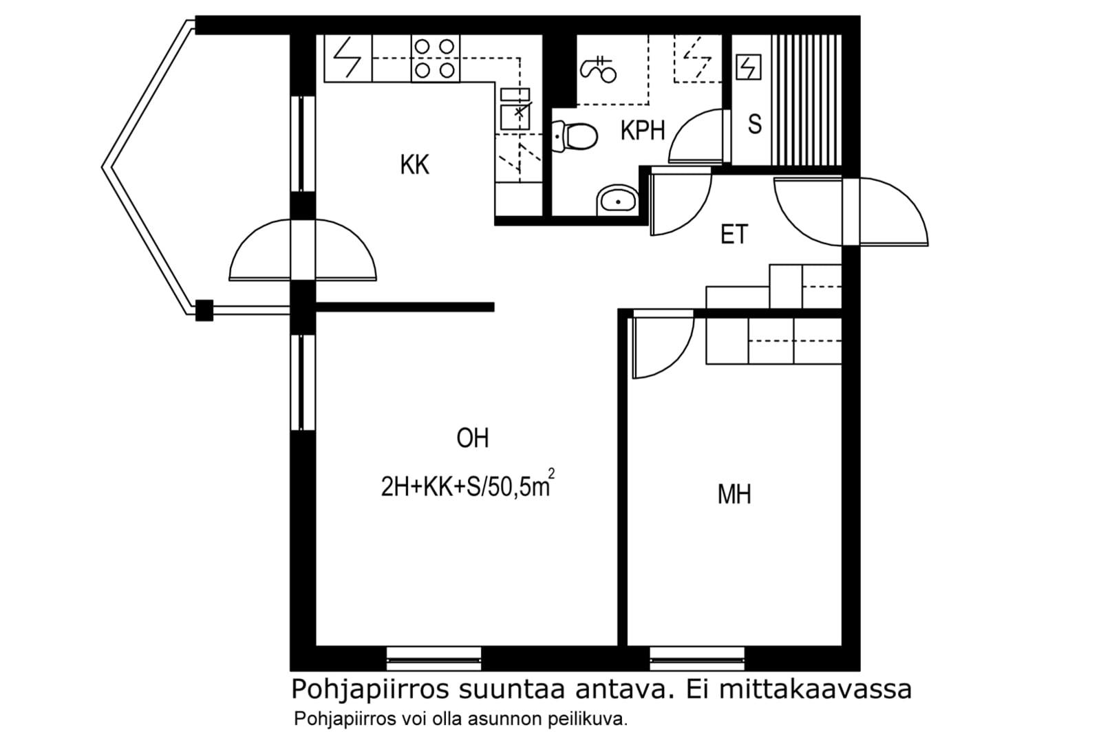 Vantaa, Pakkala, Käräjäkuja 2 A 002