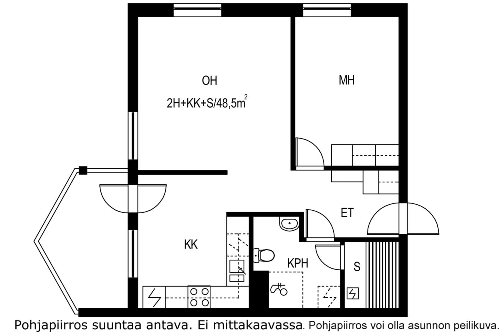 Vantaa, Pakkala, Käräjäkuja 2 B 025