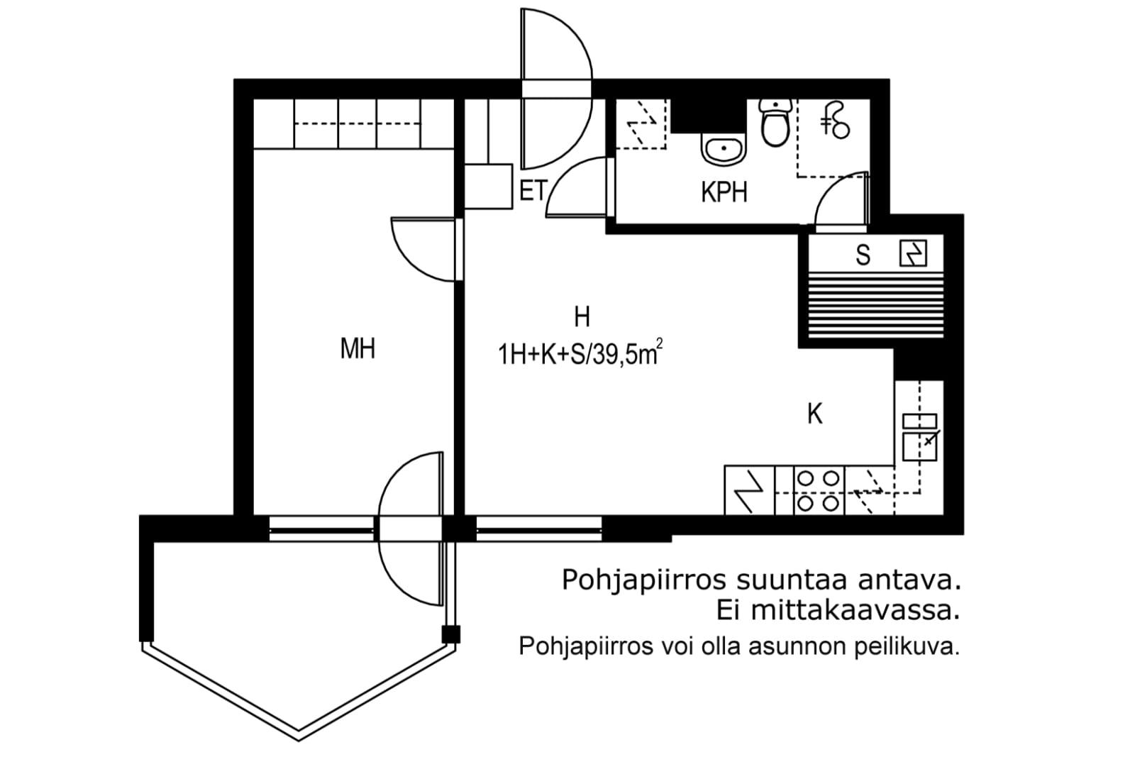 Vantaa, Pakkala, Käräjäkuja 2 B 028