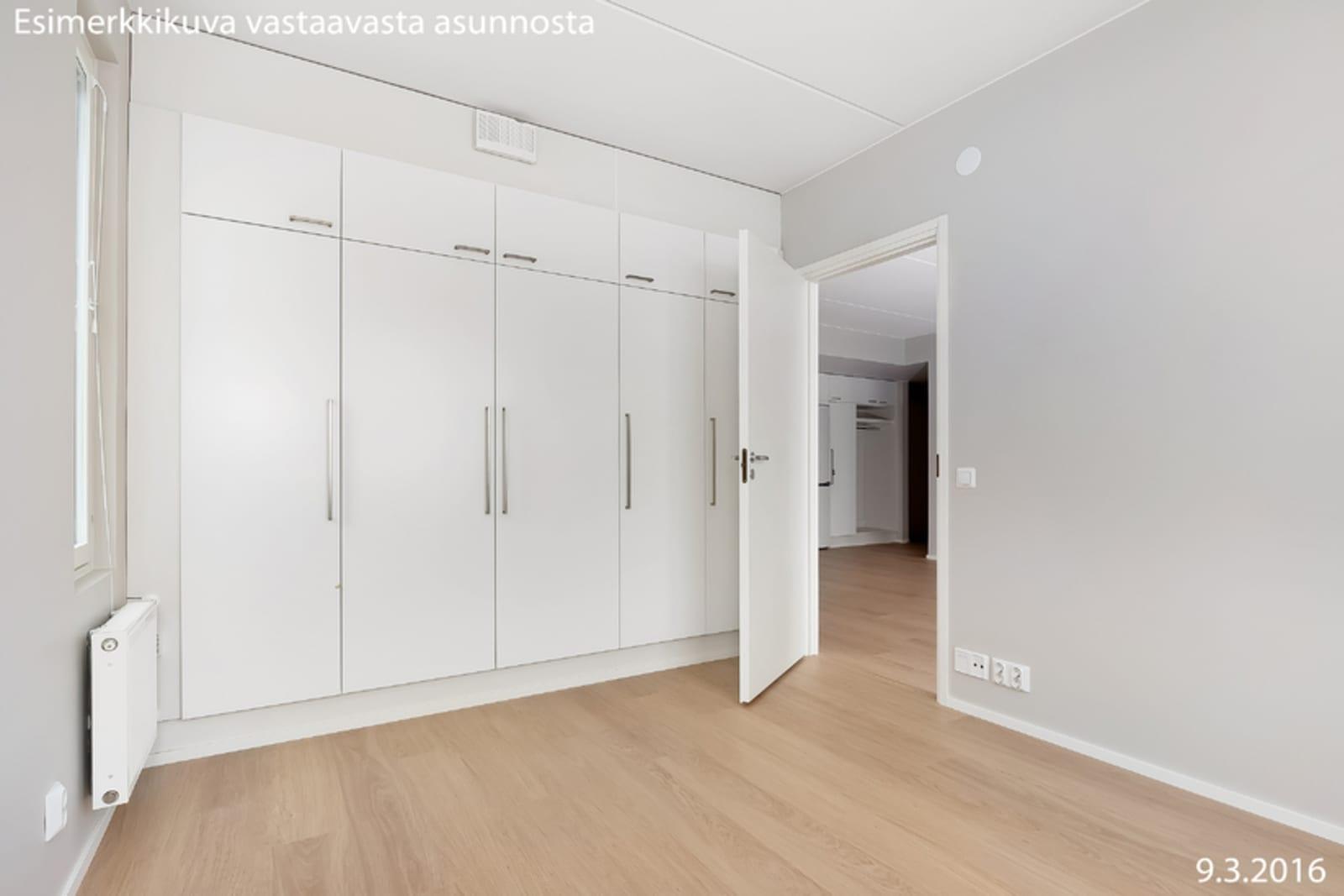 Vantaa, Rajakylä, Sompakuja 2-4