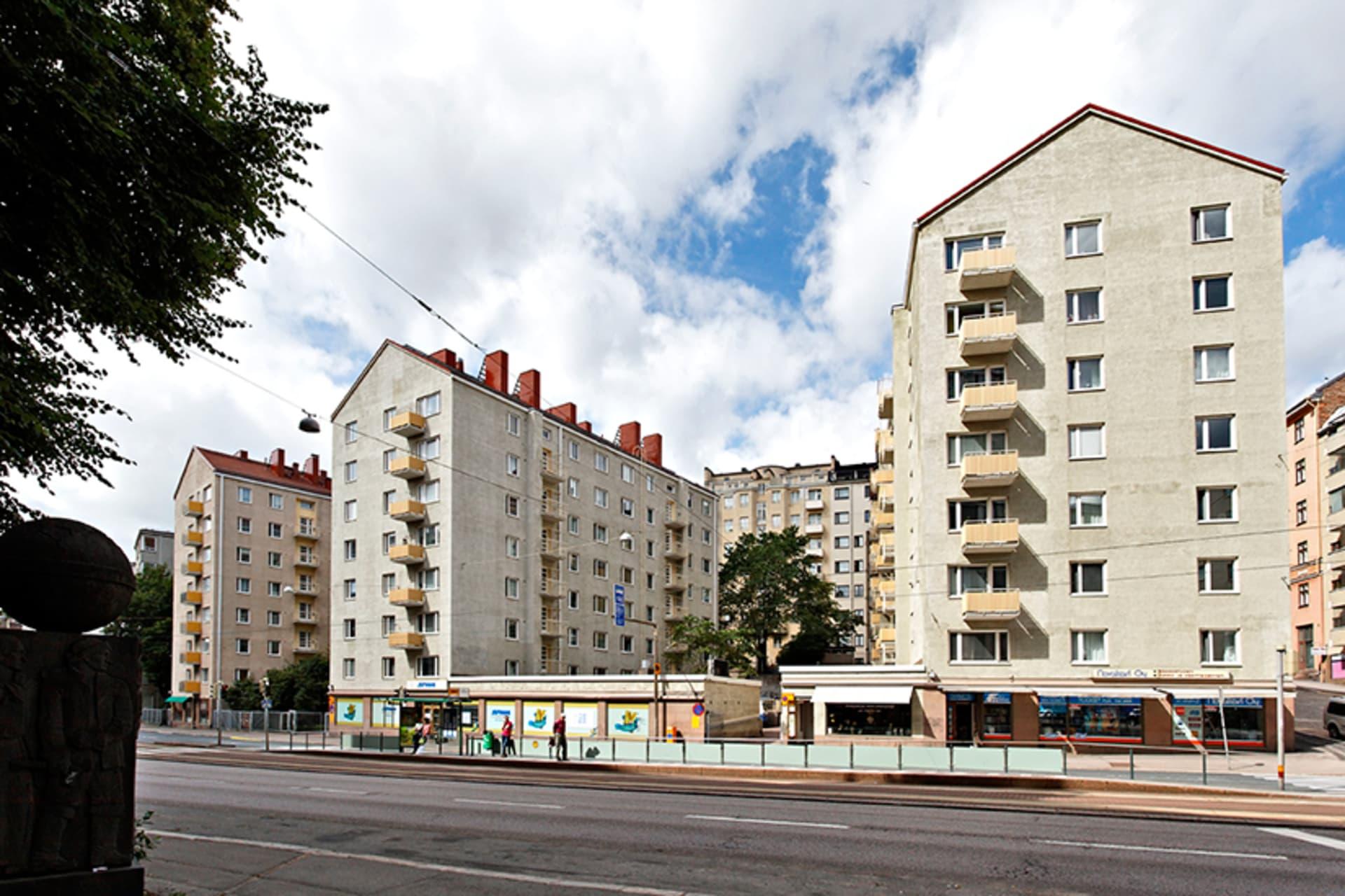 Terveyspalvelut Helsinki
