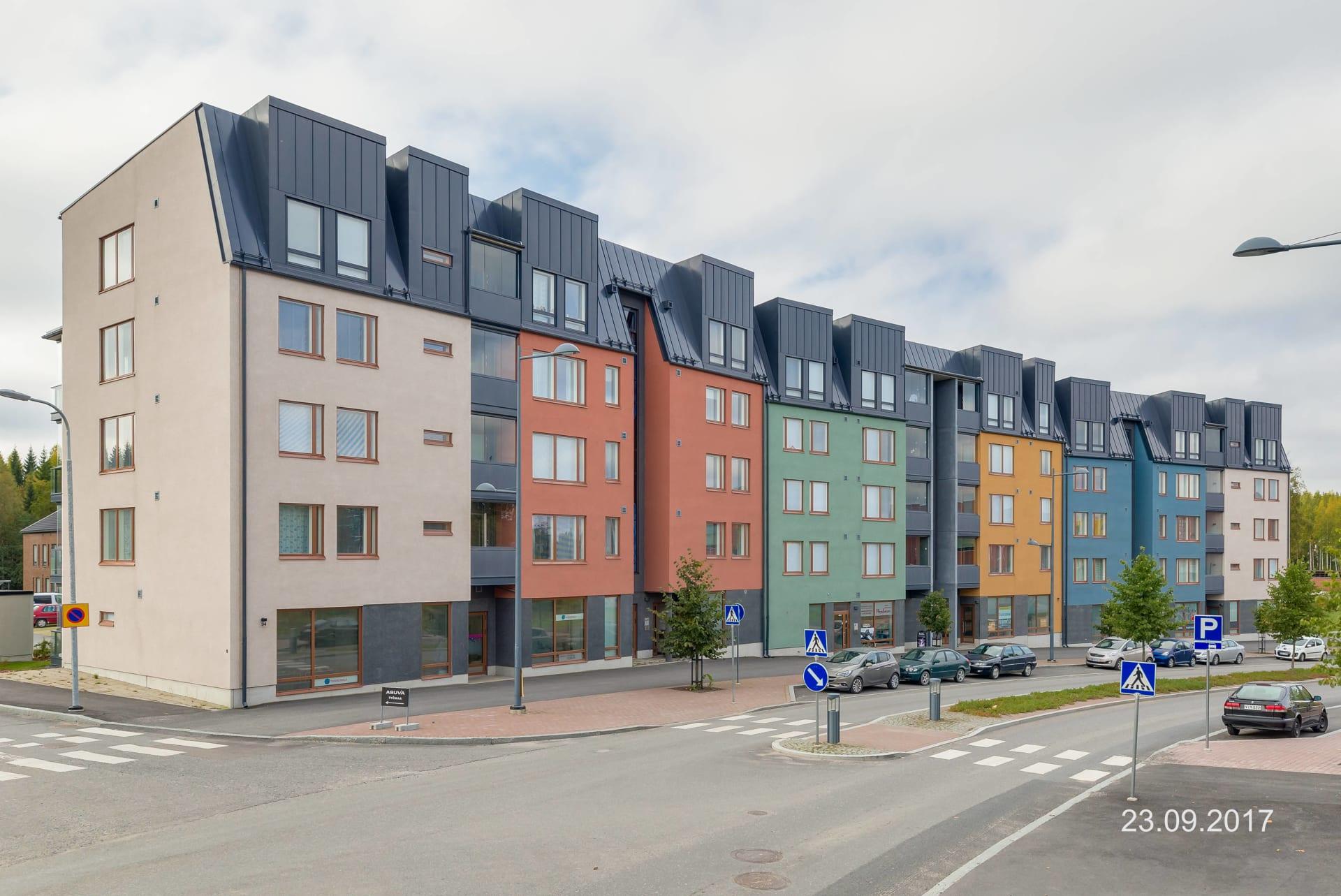 Vuoreksen puistokatu 92, Tampere - vuokra-asunto