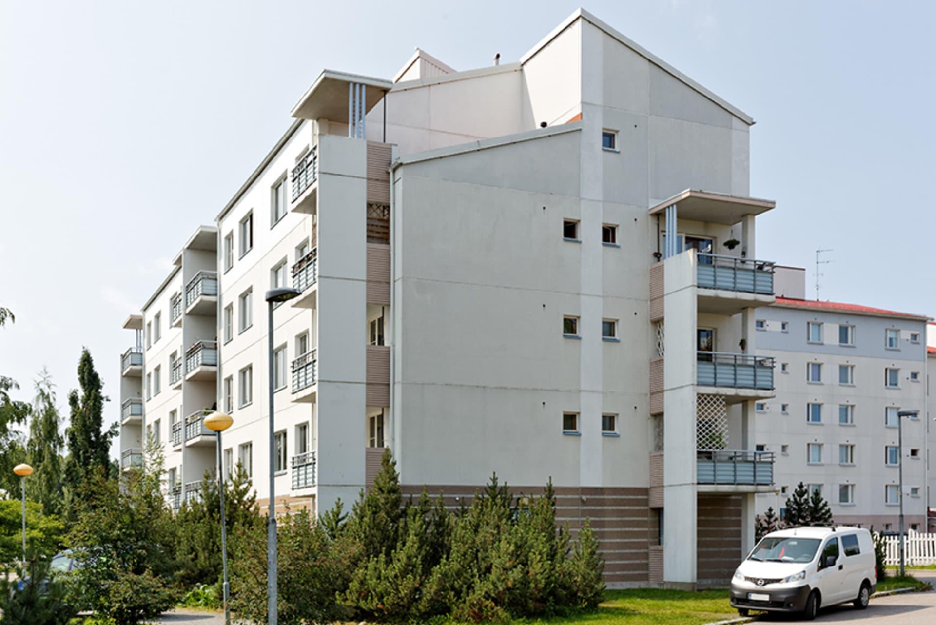 Junailijankatu 2, Tampere - vuokra-asunto